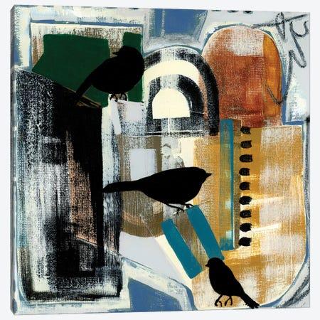 Treehouse Overture I Canvas Print #DAA31} by Tara Daavettila Canvas Wall Art