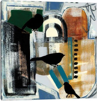 Treehouse Overture I Canvas Art Print
