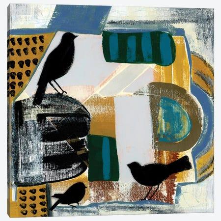 Treehouse Overture II Canvas Print #DAA32} by Tara Daavettila Canvas Wall Art
