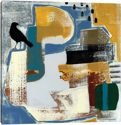 Treehouse Overture VI Canvas Art Print