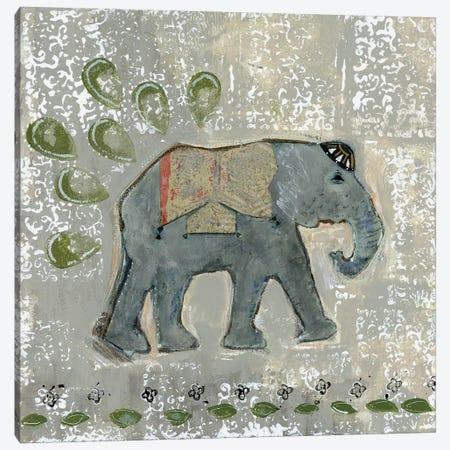 Global Elephant VI 3-Piece Canvas #DAA6} by Tara Daavettila Canvas Print