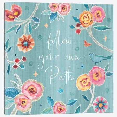 My Bohemian Life VI Color Canvas Print #DAB109} by Daphne Brissonnet Canvas Print