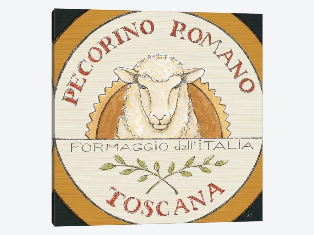 Tuscan Flavor VII by Daphne Brissonnet 1-piece Canvas Art