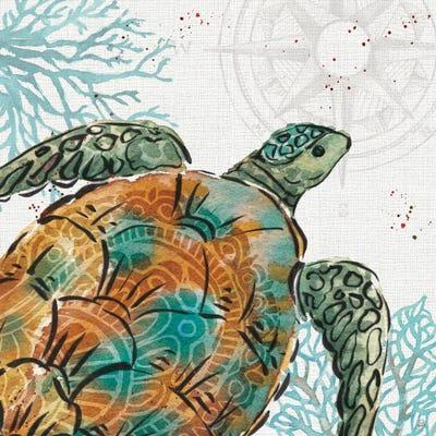 Ocean Finds X Art Print By Daphne Brissonnet Icanvas