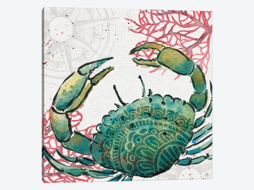 Ocean Finds XI by Daphne Brissonnet 1-piece Canvas Artwork