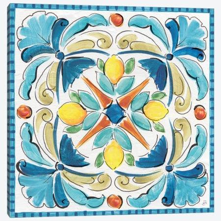 Mediterranean Breeze XVII Canvas Print #DAB22} by Daphne Brissonnet Canvas Art