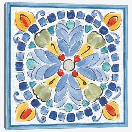 Morning Bloom IX Canvas Print #DAB35} by Daphne Brissonnet Canvas Artwork
