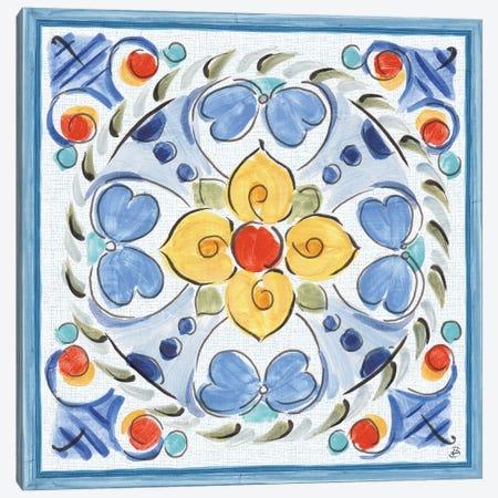 Morning Bloom VIII Canvas Print #DAB39} by Daphne Brissonnet Canvas Print