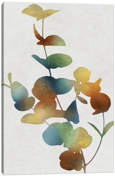 Colorful Nature I Canvas Art Print