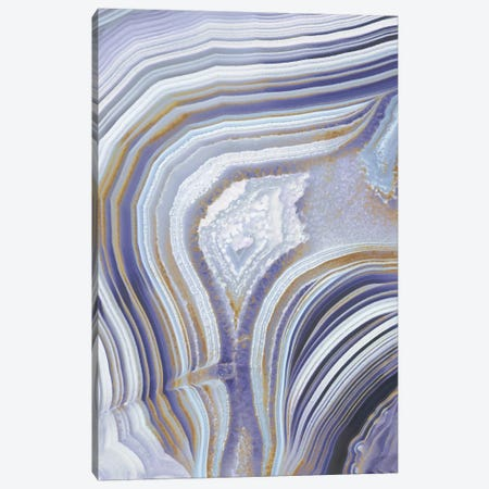 Agate Flow I Canvas Print #DAC1} by Danielle Carson Canvas Artwork