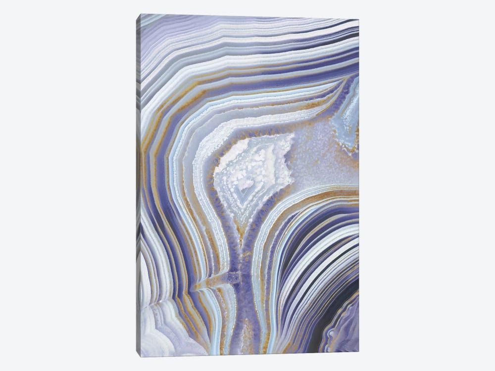 Agate Flow I by Danielle Carson 1-piece Canvas Artwork