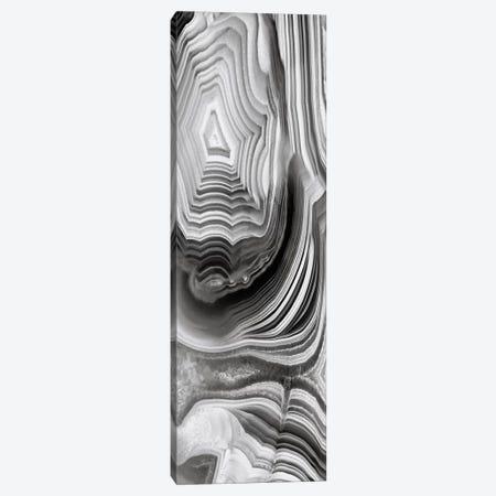 Agate Panel Grey I Canvas Print #DAC21} by Danielle Carson Canvas Print
