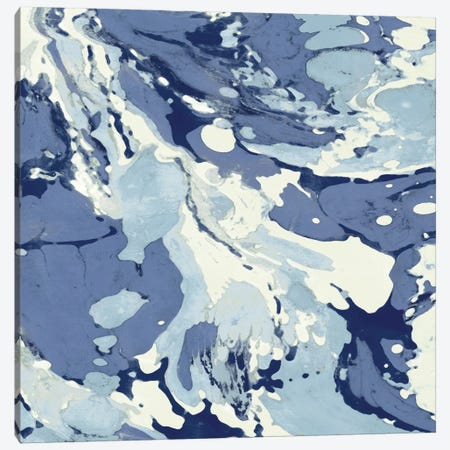 Marbleized I Canvas Print #DAC29} by Danielle Carson Canvas Print