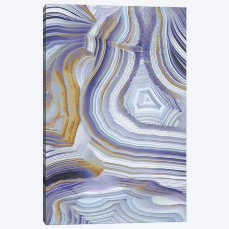 Agate Flow II Canvas Print #DAC2} by Danielle Carson Canvas Wall Art