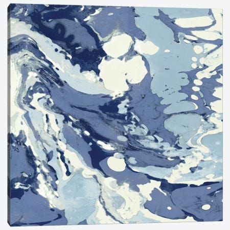 Marbleized II Canvas Print #DAC30} by Danielle Carson Canvas Artwork