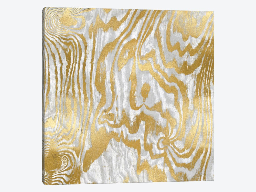 Gold Variations II by Danielle Carson 1-piece Art Print