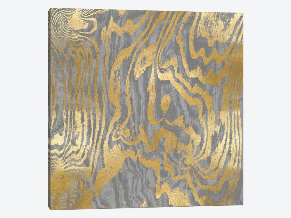 Gold Variations IV by Danielle Carson 1-piece Canvas Art Print