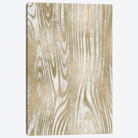 Gold Wood Grain I Canvas Print #DAC49} by Danielle Carson Canvas Print