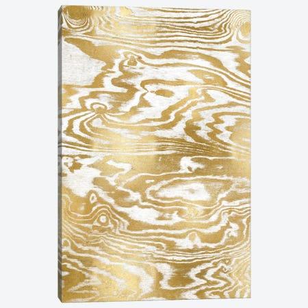 Golden Movement IV Canvas Print #DAC56} by Danielle Carson Canvas Print