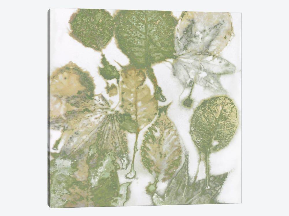 Green Leaves I by Danielle Carson 1-piece Art Print