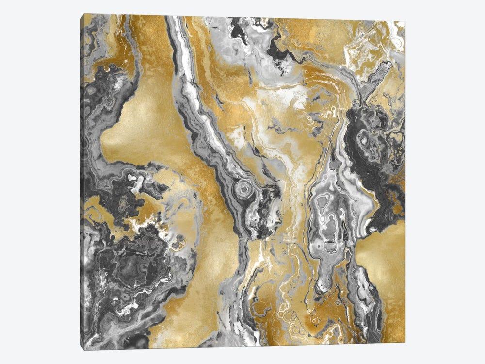 Onyx Grey by Danielle Carson 1-piece Art Print