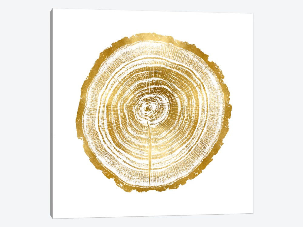 Timber Gold II by Danielle Carson 1-piece Art Print