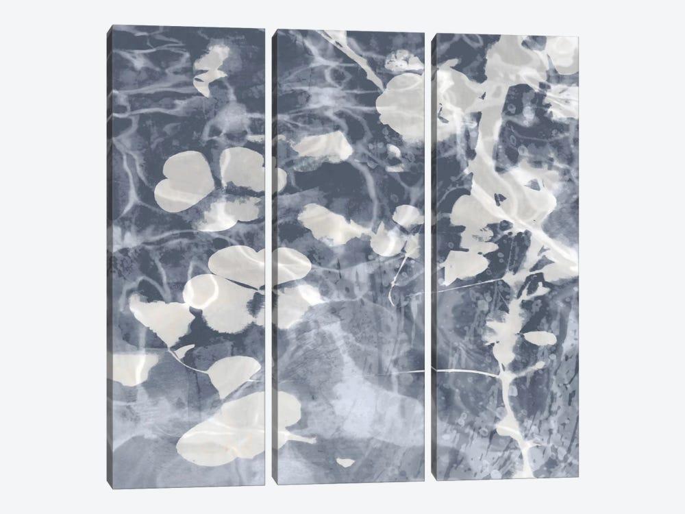 Nature In Grey I by Danielle Carson 3-piece Canvas Artwork