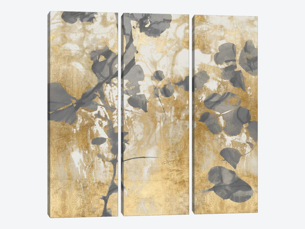 Nature's Way II by Danielle Carson 3-piece Canvas Art