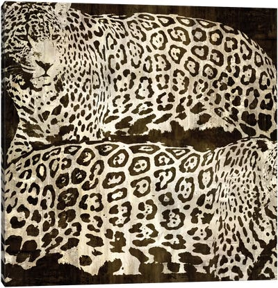Leopards Canvas Art Print