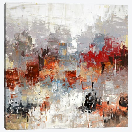 Metro Life VII Canvas Print #DAG31} by DAG, Inc. Canvas Wall Art
