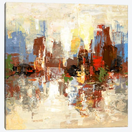 Metro Life VIII Canvas Print #DAG32} by DAG, Inc. Canvas Artwork