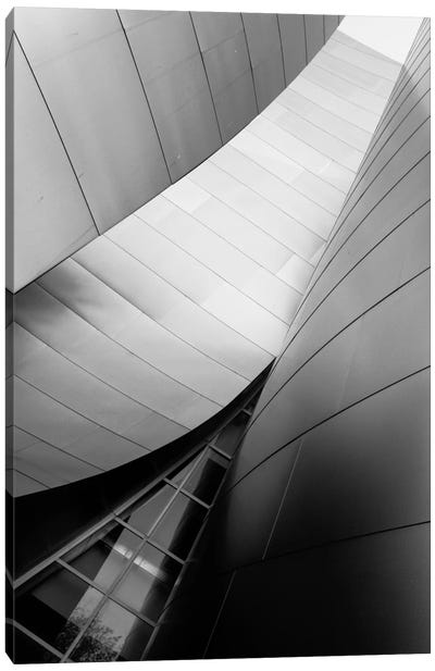Ode To Gehry VI Canvas Art Print