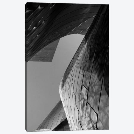 Ode To Gehry VII Canvas Print #DAG34} by DAG, Inc. Art Print