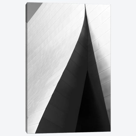 Ode To Gehry XI Canvas Print #DAG35} by DAG, Inc. Canvas Art Print