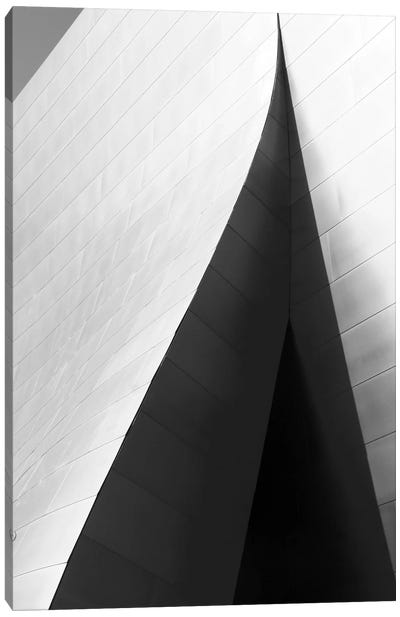 Ode To Gehry XI Canvas Art Print