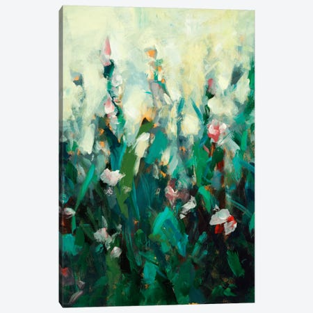 Ode To Monet II Canvas Print #DAG37} by DAG, Inc. Canvas Print