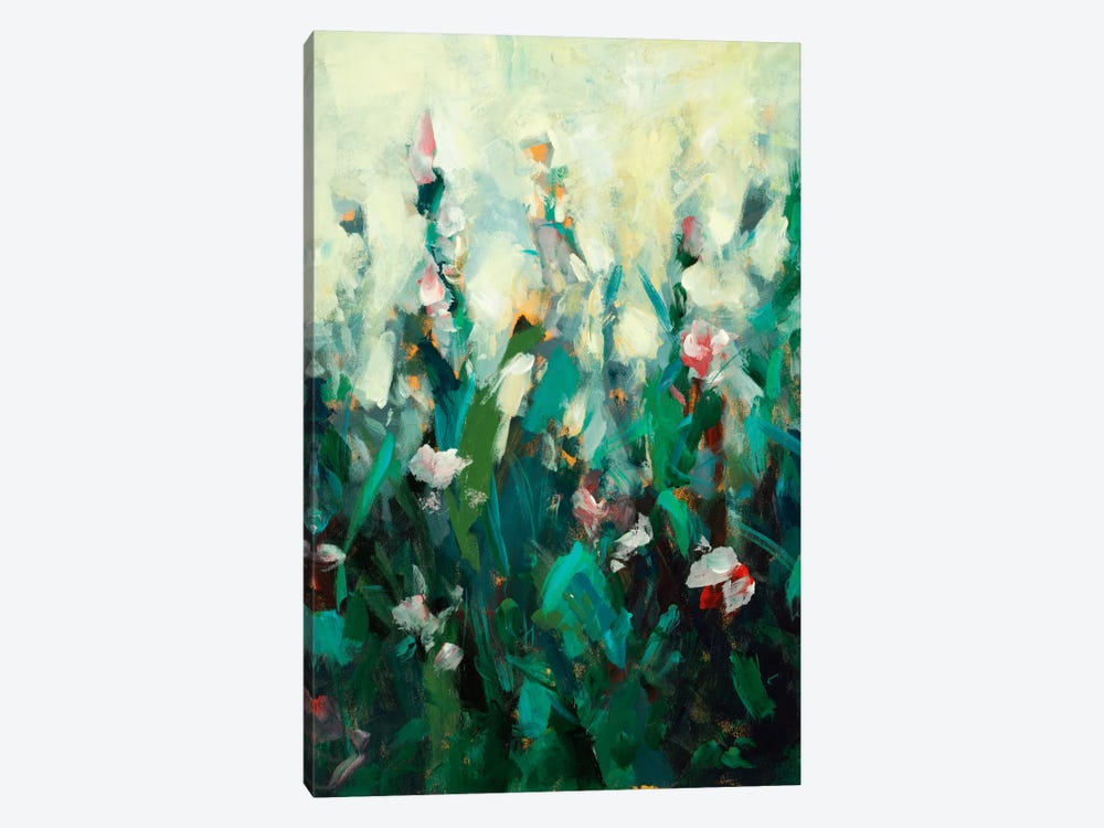 Ode To Monet II 1-piece Canvas Wall Art