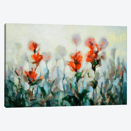 Ode To Monet III Canvas Print #DAG38} by DAG, Inc. Canvas Artwork