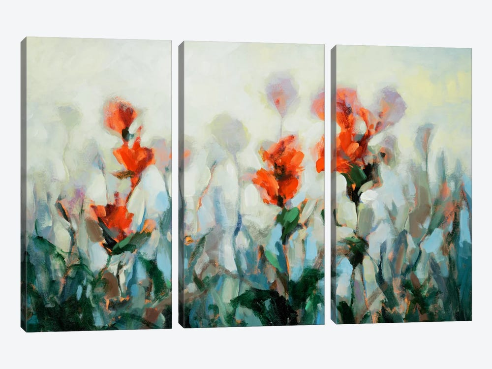 Ode To Monet III by DAG, Inc. 3-piece Art Print