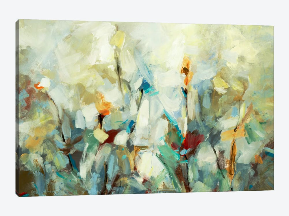 Ode To Monet V by DAG, Inc. 1-piece Canvas Wall Art