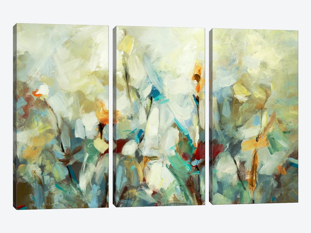 Ode To Monet V by DAG, Inc. 3-piece Canvas Art