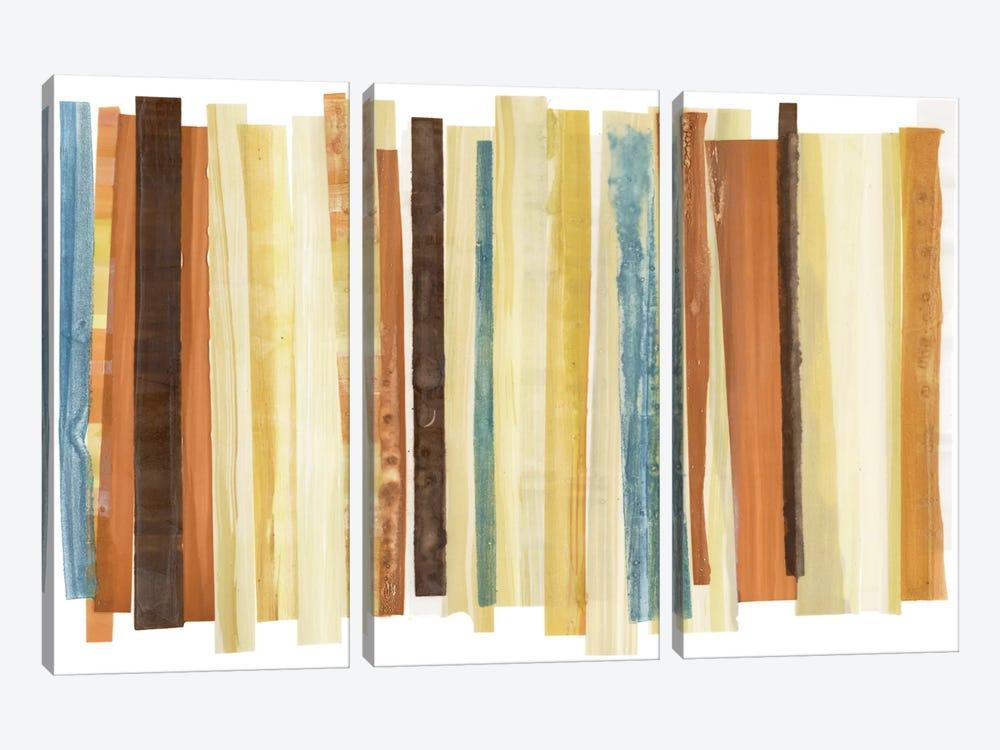 Evanescence V by DAG, Inc. 3-piece Canvas Artwork