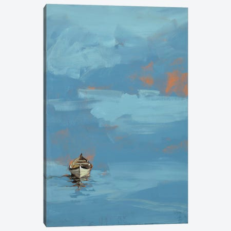 Set Sail VIII Canvas Print #DAG48} by DAG, Inc. Canvas Art Print