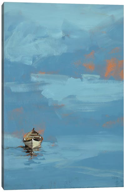 Set Sail VIII Canvas Art Print