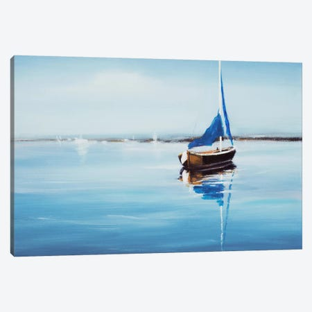 Set Sail IX Canvas Print #DAG49} by DAG, Inc. Canvas Print