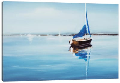 Set Sail IX Canvas Art Print
