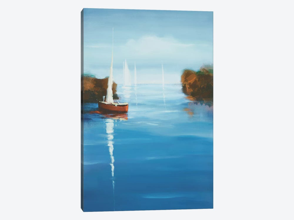 Set Sail X 1-piece Canvas Print