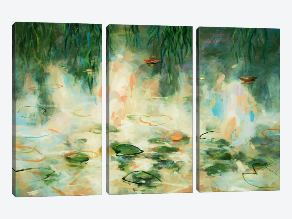 Solstice IX by DAG, Inc. 3-piece Canvas Art