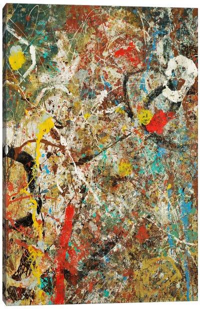 Tango LIX Canvas Art Print