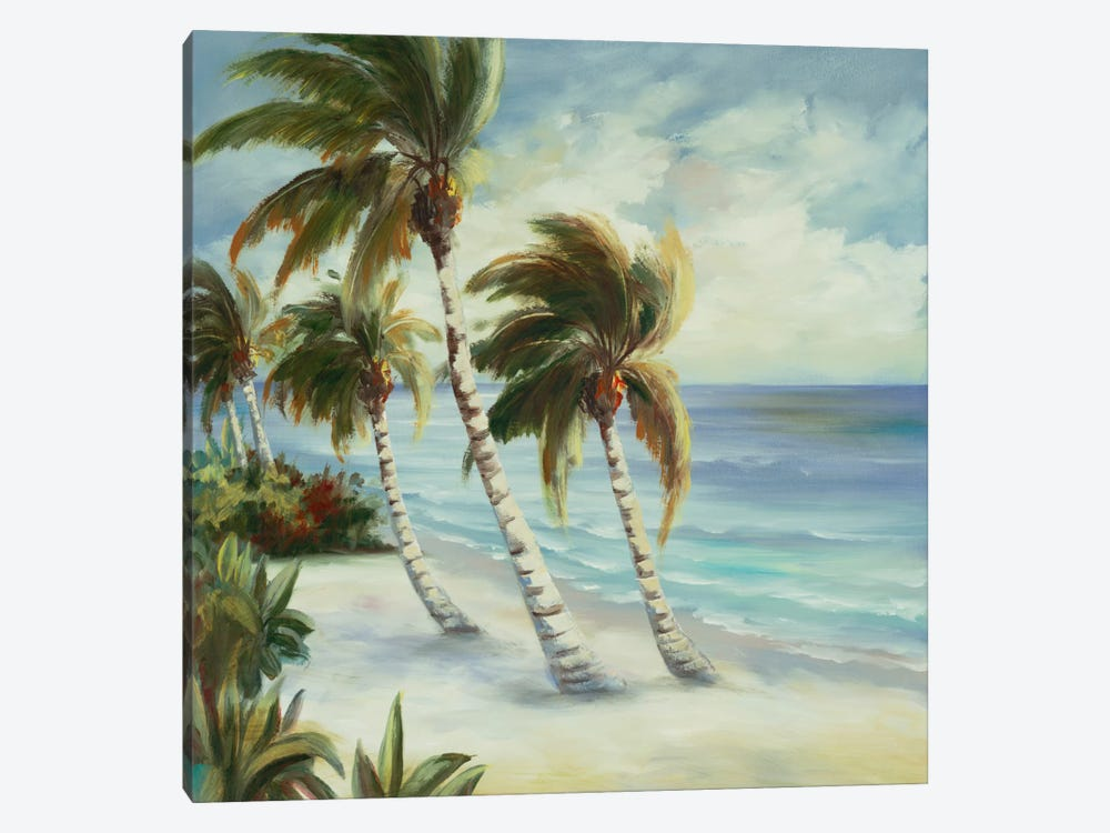 Tropical IV by DAG, Inc. 1-piece Canvas Art Print